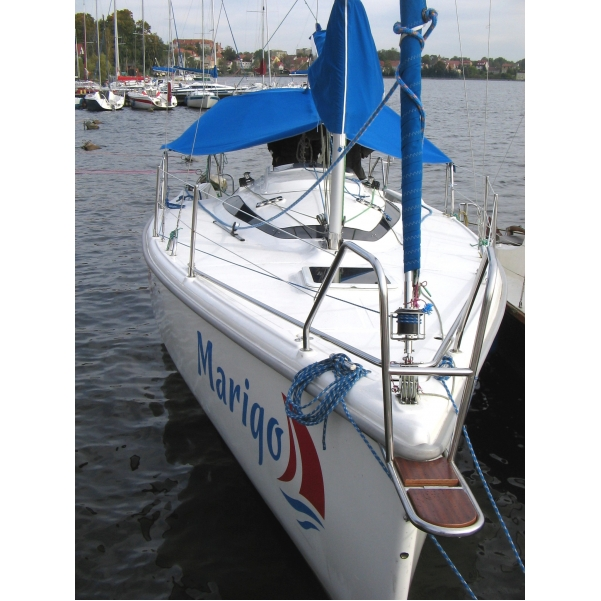 Segel markt gebrauchte segelboote yacht twister 780 - Twister segel ...