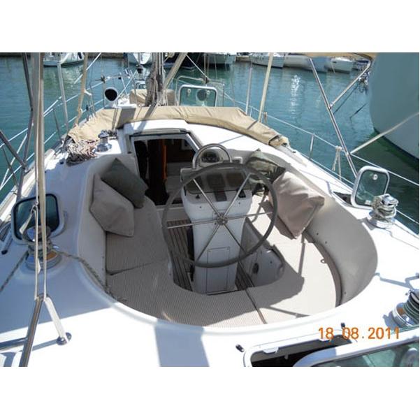 Segel-Markt - gebrauchte Segelboote Yacht Beneteau Oceanis ...