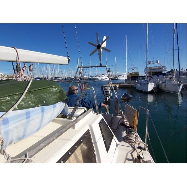 Segel markt gebrauchte segelboote yacht jeanneau 1000 - Z yachting torrevieja ...